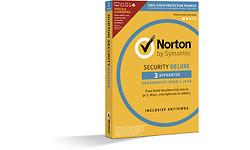 Symantec Norton Security Deluxe 3.0 Multi-Device 3-user 1-year (DE)
