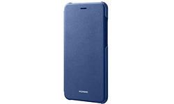 Huawei P8 Lite 2017 Flip Cover Blue