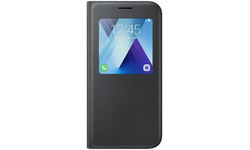 Samsung Galaxy A5 2017 S-View Cover Black