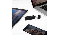 Verbatim MediaShare USB 2.0/WiFi Black
