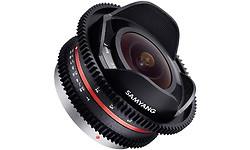 Samyang 7.5mm f/3.8 Cine Umc Fisheye Micro 4/3