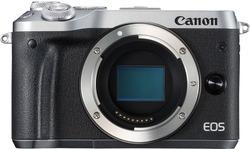 Canon Eos M6 Body Silver