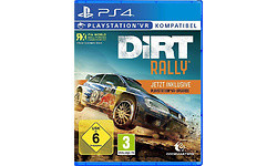 DiRT Rally VR (PlayStation 4)