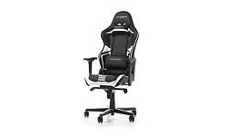 DXRacer Racing Pro Gaming Chair Black/White