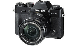 Fujifilm FinePix X-T20 16-50 kit Black