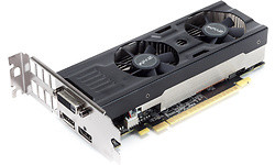 KFA2 GeForce GTX 1050 Ti OC LP 4GB