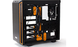 Be quiet! Pure Base 600 Window Orange