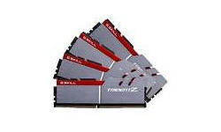G.Skill Trident Z Silver/Red 32GB DDR4-4000 CL18 quad kit