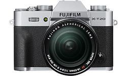 Fujifilm FinePix X-T20 18-55 kit Silver