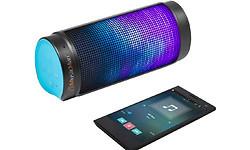 Technaxx MusicMan Bluetooth LED Light BT-X26 Black/Blue