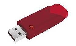 Emtec Click Fast B100 8GB Red