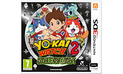 Yo-Kai Watch 2: Skelet Spoken (Nintendo 3DS)