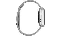 Apple Watch Series 2 Nike+ 38mm Silver Alu Case Silver/White Band