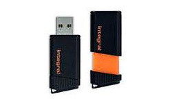 Integral Memory Pulse 32GB Black/Orange