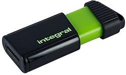 Integral Memory Pulse 128GB Black/Green