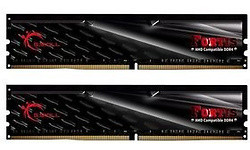 G.Skill Fortis Black/Red 32GB DDR4-2400 CL16 kit