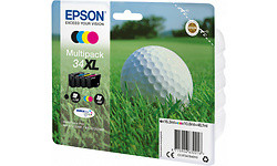 Epson 34XL Black + Color