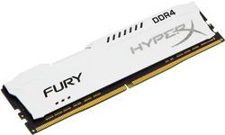 Kingston Hyper X Fury White 8GB DDR4-2666 CL16