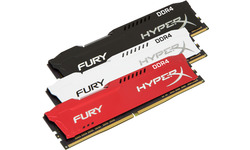 Kingston Hyper X Fury Black 32GB DDR4-2666 CL16 kit