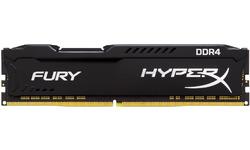 Kingston HyperX Fury Black 8GB DDR4-2666 CL16
