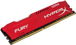 Kingston Hyper X Fury Red 32GB DDR4-2666 CL16 kit