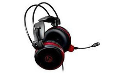 Audio-Technica ATH-AG1X Black/Red