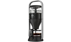 Philips Cafe Gourmet HD5408 Black/Silver
