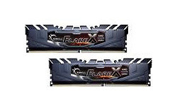 G.Skill Flare X Black 32GB DDR4-2133 CL15 kit