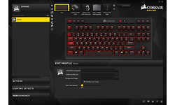 Corsair K63 Compact Mechanical Gaming Keyboard Cherry MX Red