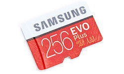Samsung Evo+ V2 MicroSDXC UHS-I 256GB + Adapter