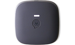 Zens Portable Power Pack 7800 Black/Silver