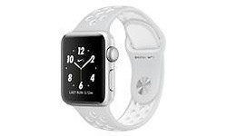 Apple Watch Nike+ 38mm Silver Alu Case