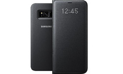 Samsung Galaxy S8 Plus LED View Cover Black