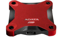 Adata SD600 512GB Black/Red