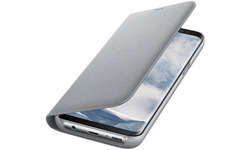 Samsung Galaxy S8 LED View Cover Silver