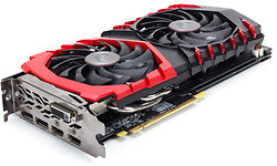 MSI Radeon RX 580 Gaming X 8GB