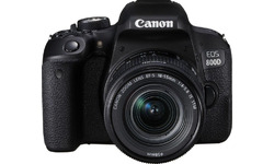 Canon Eos 800D 18-55 kit Black
