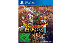 Dragon Quest Heroes 2, Explorer's Edition (PlayStation 4)