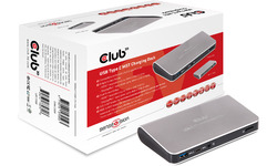 Club 3D USB Type C MST Charging Dock