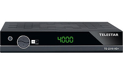 Telestar TD 2310 HD+ Black