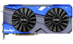 Palit GeForce GTX 1080 Ti GameRock Premium 11GB