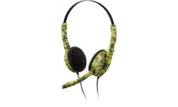BigBen PS4 Headset Camouflage Wired