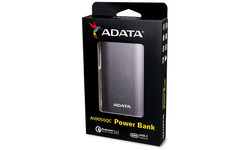 Adata A10050QC Powerbank Blue/Grey