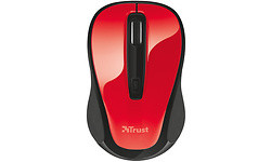 Trust Xani Optical Bluetooth Mouse Red