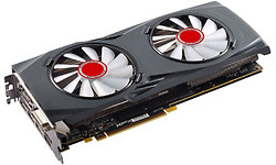 XFX Radeon RX 580 GTR-S Black Edition White 8GB