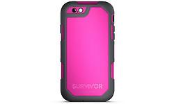 Griffin Survivor Summit Case for iPhone 6/6S Pink/Grey