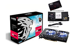 HIS Radeon RX 570 IceQ X² OC 4GB