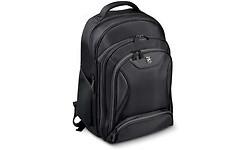 """Port Designs Manhattan Backpack 14"""" Black"""