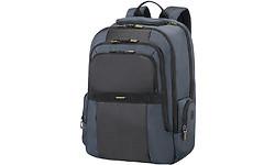 "Samsonite Infinipak Backpack 17.3"" Black/Blue"