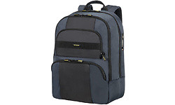 "Samsonite Infinipak 15.6"" Backpack Black/Blue"